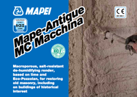 MAPE-ANTIQUE MC MACCHINA